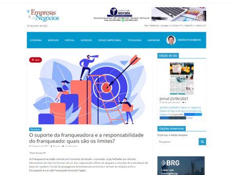 Jornal Empresas & Negócios