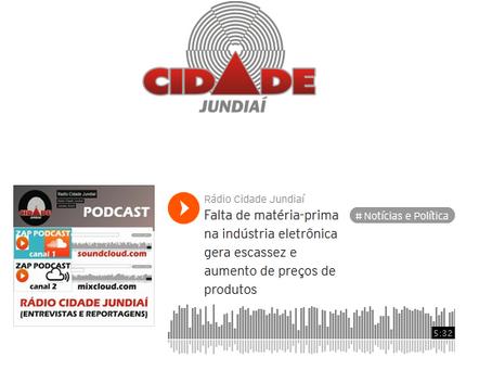 Rádio Cidade Jundiaí