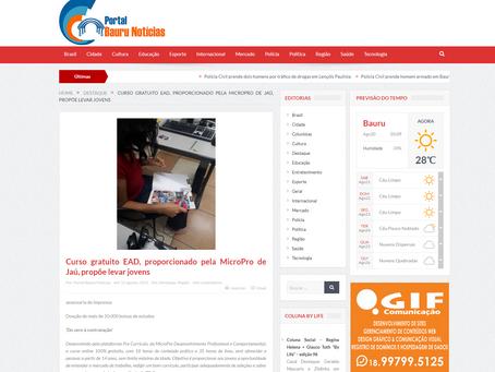 MicroPro doará mais de 10 mil bolsas de estudos