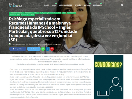 Paulo Melo Blog