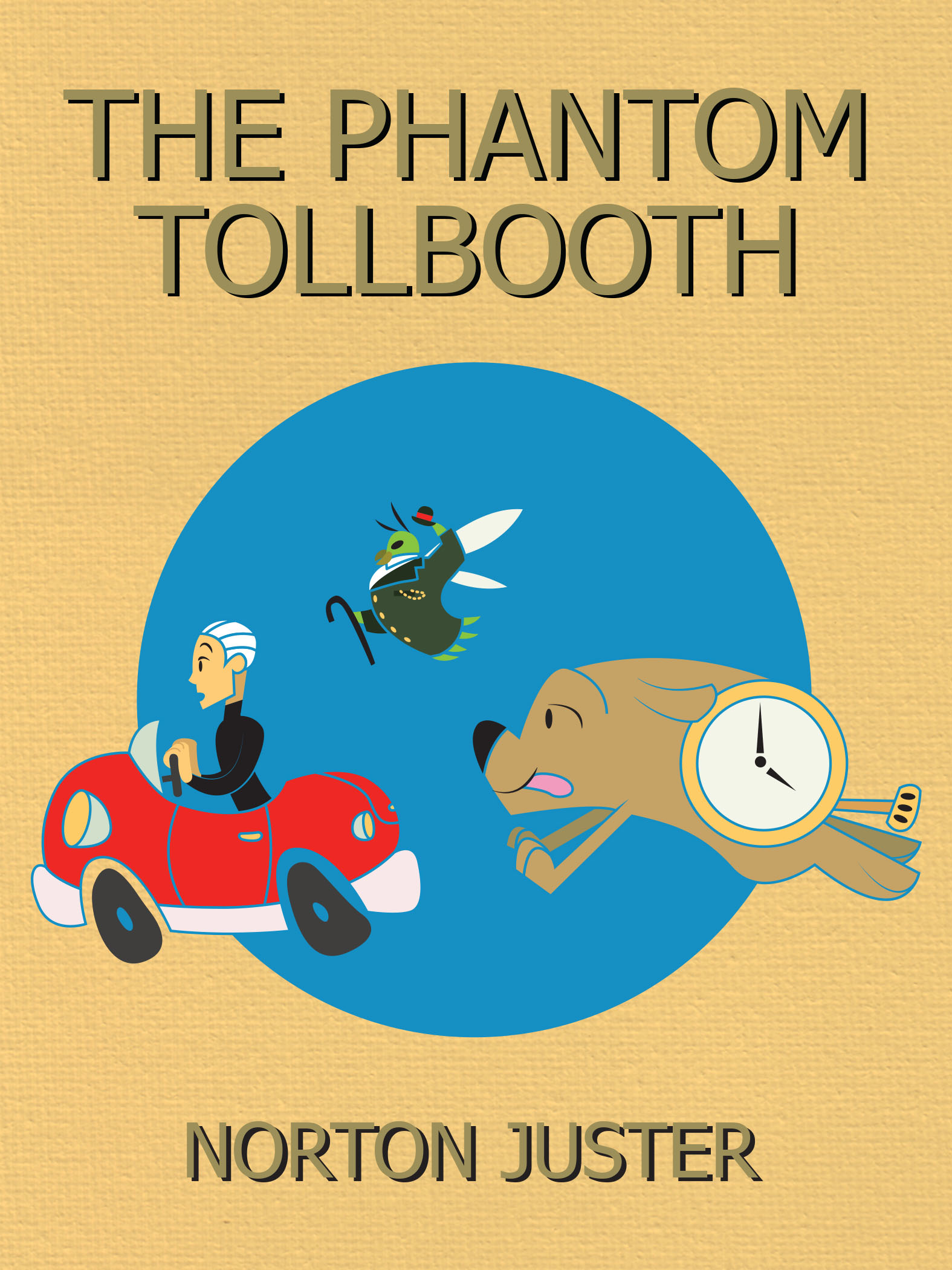 Cover - The Phantom Tollbooth