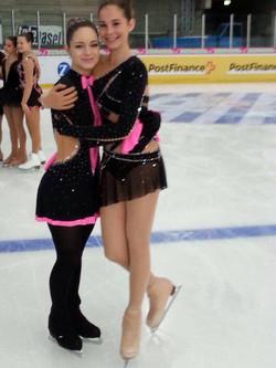Sofie and Noemie