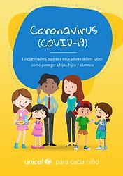 Guia para padres sobre Coroanvirus UNICE