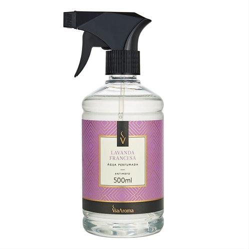 Água Perfumada para Tecidos 500ml - Lavanda Francesa