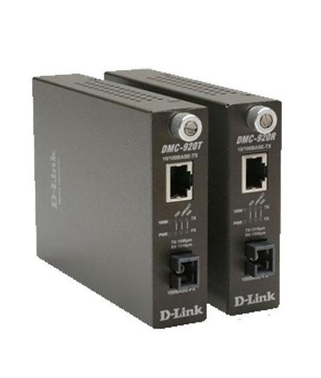 D-Link DMC-920/E Fast Ethernet Transceiver