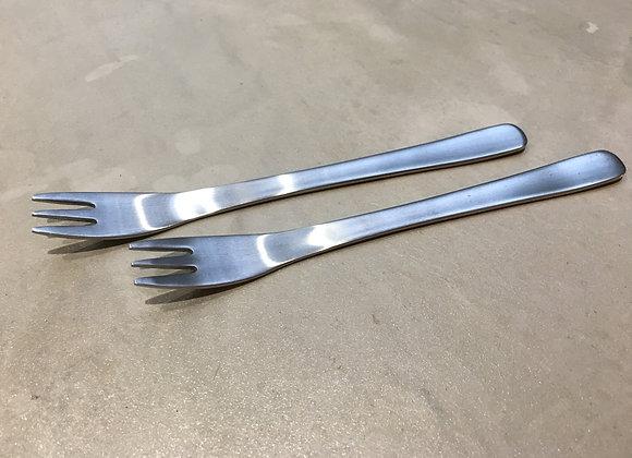 日本不銹鋼叉(小)