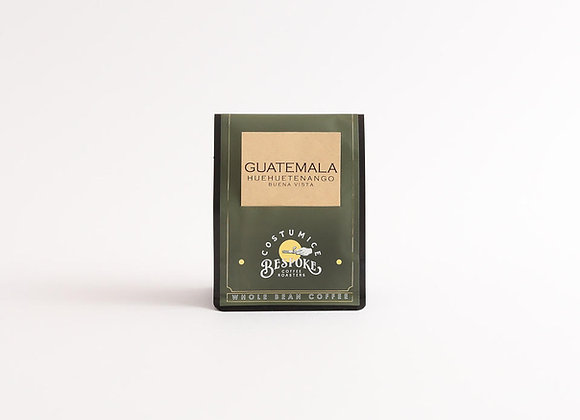 台北自家焙煎咖啡豆|Bespoke Roasters |中烘培 G U A T E M A L A 瓜地馬拉