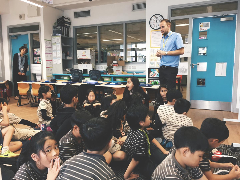 SCHOOL TALK & SHARING