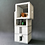Thumbnail: Lego architecture 安藤忠雄 - 4x4混凝土住宅微積木 Tadao Ando - 4×4 House