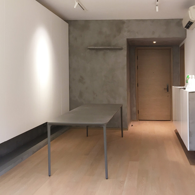 DINING & ENTRANCE AREA