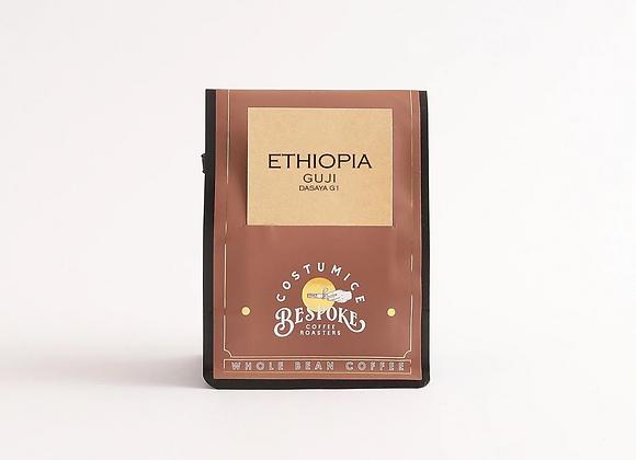 台北自家焙煎咖啡豆|Bespoke Roasters |淺中烘培 E T H I O P I A 衣索比亞