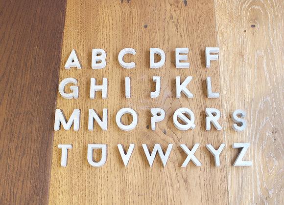 Concrete Letter (Small)