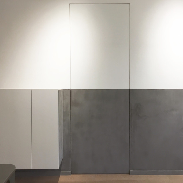 DINING AREA & SHOES CABINET