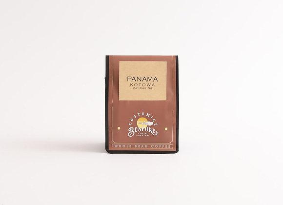 台北自家焙煎咖啡豆|Bespoke Roasters |淺中烘培 P A N A M A 巴拿馬
