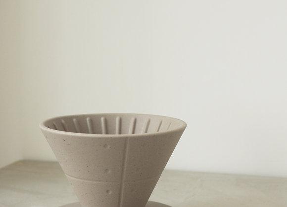 Driver 清水模咖啡濾杯 1-2 cups