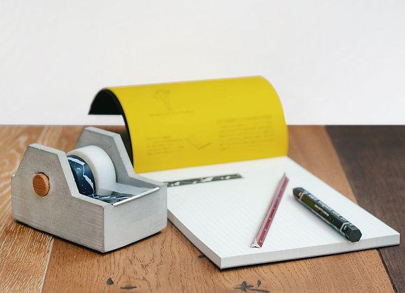 Concrete Tape Dispenser 水泥膠紙座