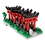 Thumbnail: Lego architecture - 日本傳統伏見稻荷大社鳥居點陣微積木