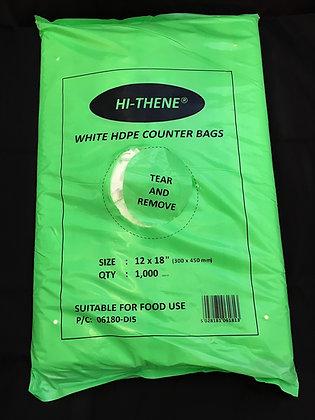 12 x 18 HD Plastic Bag