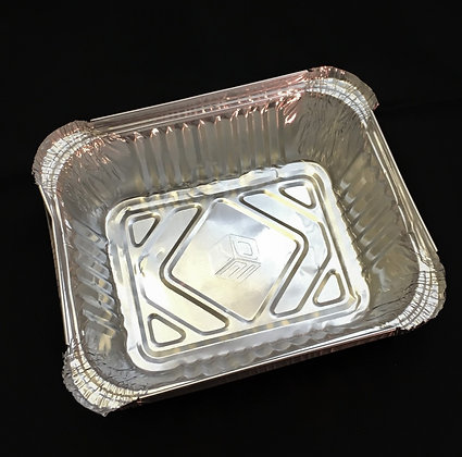 No.2 Foil Container (no lid)