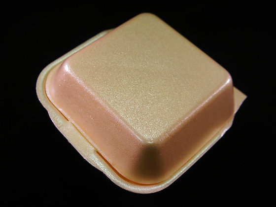 HB6 Polystyrene Container
