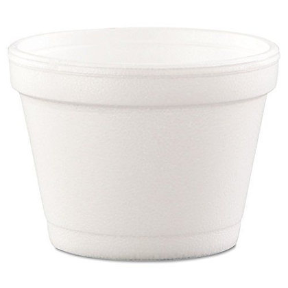 4 oz Foam Cup (no lid)
