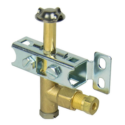Three Way Gas Pilot Burner - Side Entry