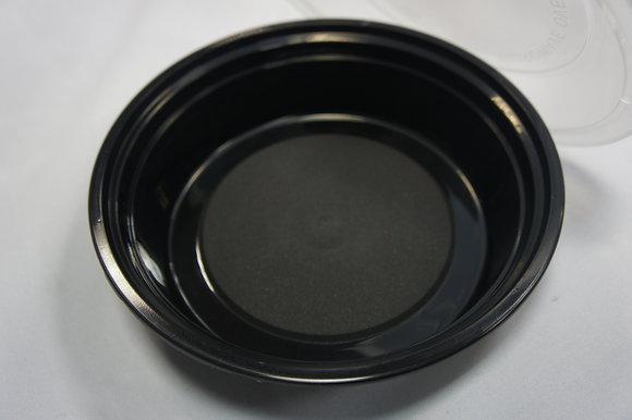 Black Salad Bowl - 23 oz