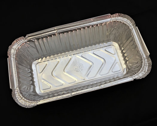 No.6 Foil Container (no lid)