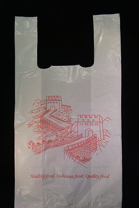 OE2 Plastic Bag with Print