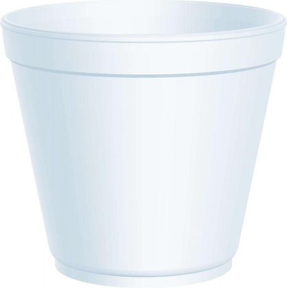 16 oz Foam Cup (no lid)