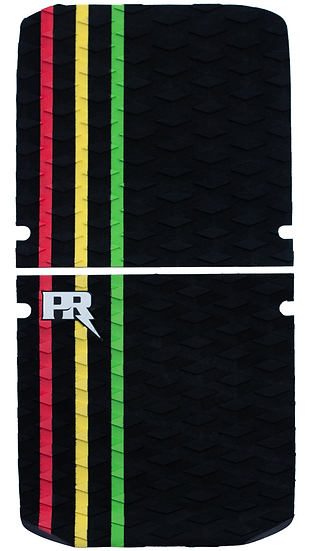 Onewheel XR Traction Pad Set Rasta (Stock Foot Pad Compatible)