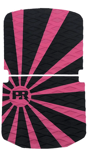Onewheel Pint Traction Pad Set - Rising Sun Pink (Kush Nug Hi Compatible)