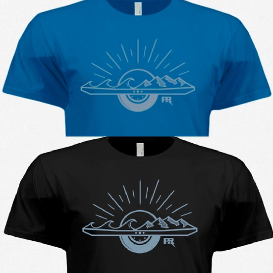 ProRide Surf the Earth Collector Series I T-Shirt
