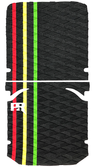Onewheel XR Traction Pad Set Rasta (OG Kush Tail Compatible)