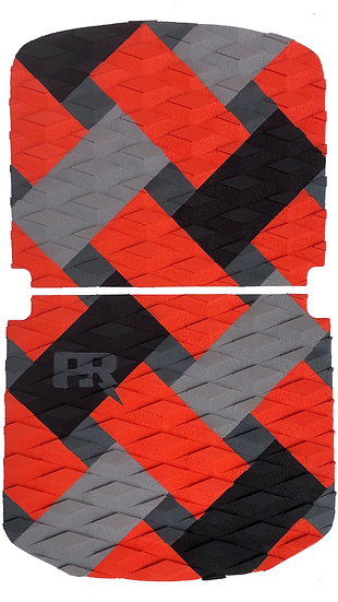 Onewheel Pint Traction Pad Set - Weave Orange (Kush Nug Hi Compatible)