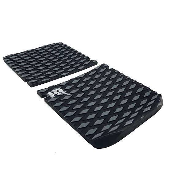 Onewheel XR Concave Traction Pad Set - Diamond Plate Black