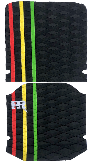 Onewheel XR Traction Pad Set - Rasta (Kush Hi Tail Compatible)