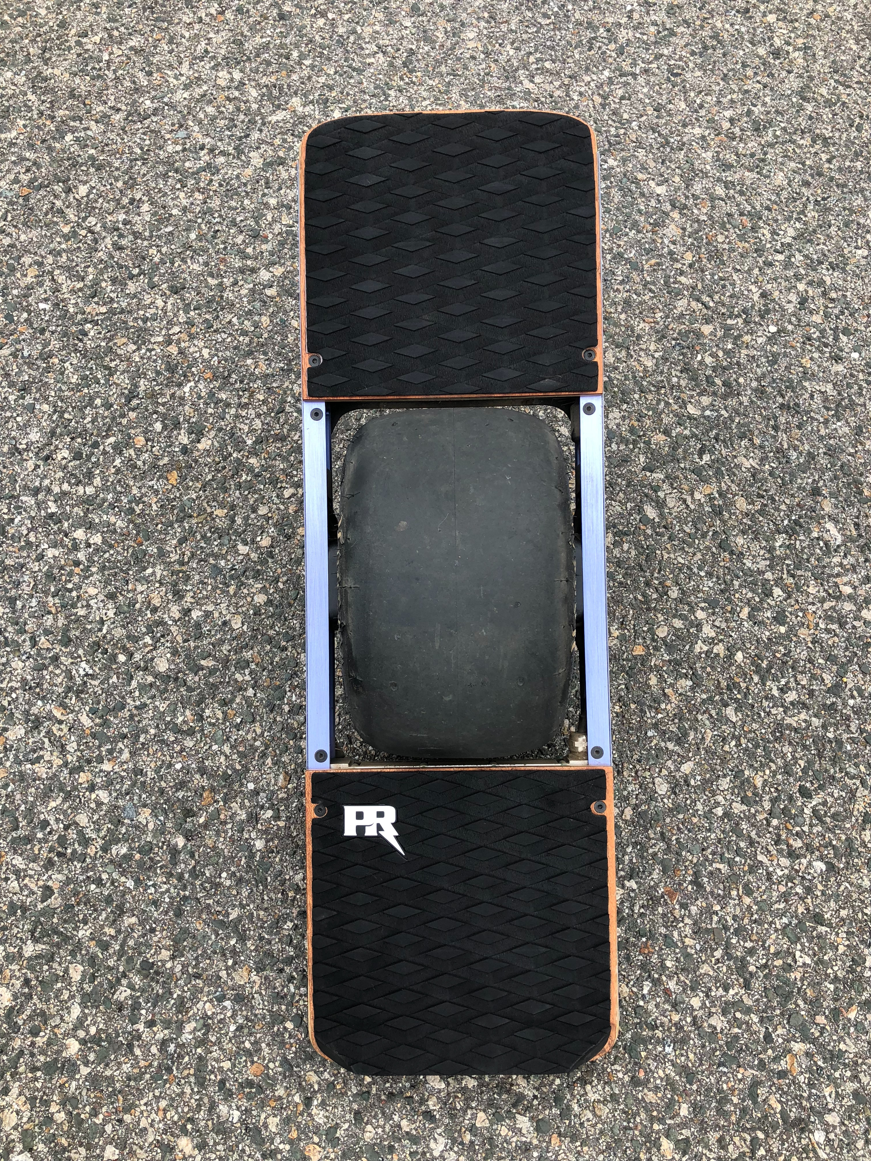 Onewheel cobra pad