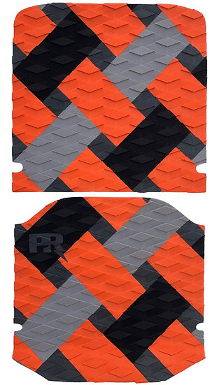 Onewheel XR Traction Pad Set Weave - Orange (Kush Hi Tail Compatible)