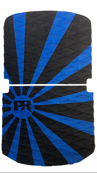 Onewheel Pint Traction Pad Set - Rising Sun Blue (Kush Nug Hi Compatible)