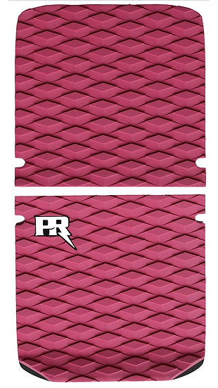 Onewheel XR Traction Pad Set Pink (Stock Foot Pad Compatible)