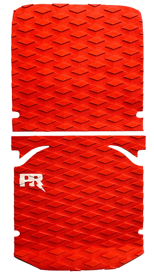 Onewheel XR Traction Pad Set Red (OG Kush Tail Compatible)
