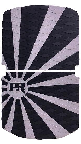 Onewheel Pint Traction Pad Set - Rising Sun Grey (Stock Foot Pad Compatible)