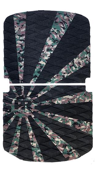 Onewheel Pint Traction Pad Set - Rising Sun Camo (Kush Nug Hi Compatible)