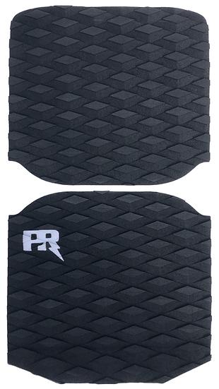 Onewheel XR Traction Pad Set - Black (Flight Fin Fender Compatible)