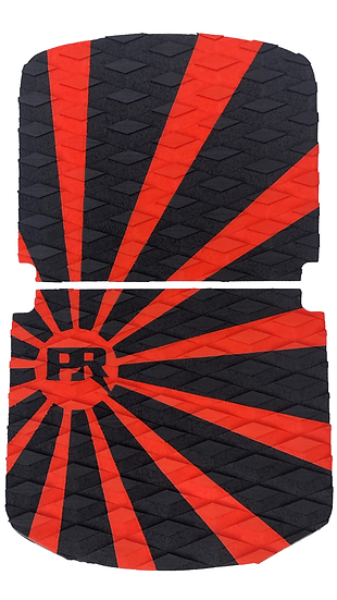 Onewheel Pint Traction Pad Set - Rising Sun Orange (Kush Nug Hi Compatible)