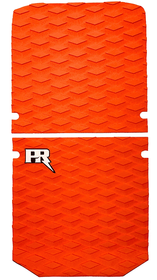 Onewheel XR Traction Pad Set Orange (Stock Foot Pad Compatible)