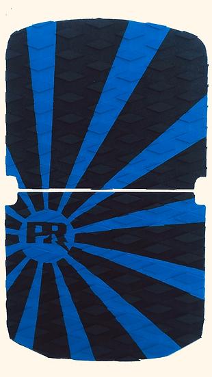 Onewheel Pint Traction Pad Set - Rising Sun Blue (Stock Foot Pad Compatible)