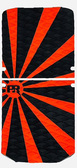 Onewheel XR Traction Pad Set Rising Sun - Orange/Black (OneTail+ Compatible)