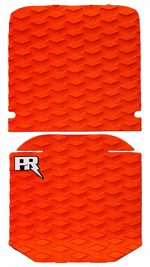Onewheel XR Traction Pad Set  - Orange (Cobra / Viper Tail Compatible)